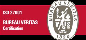 ISO 27001 Bureau Veritas Logo